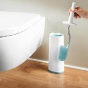 Joseph Joseph WC-Bürste/Toilettenbürste Flex Smart Weiss-Blau