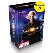 Discovery - Prin Gaura de Vierme cu Morgan Freeman -sezonul doi (5DVD)