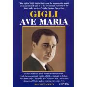 Beniamino Gigli: Ave Maria [2 Discs] [DVD] [1936]