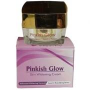Pinkish Glow Skin Whitening Cream With Kojic and Vitamins 30g Pack of 2