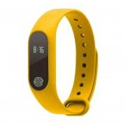 Efanr M2 Smart Band Reloj Pulsera Bluetooth Smartband Smartwatch Reloj Reloj Pulsera Fitness Activity Tracker WristBand Para IOS Android IPhone Samsung-Azul