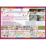 Kutuhal Laminated Charts of Alphabets, Numbers, Shapes, Animals, Birds, Vegetable, Fruits, Colors, Body Parts, Opposite Words