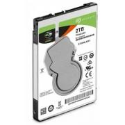 Seagate FireCuda ssHD (ST2000LX001) - 2.5 Zoll SATA3 Hybrid - 2TB / 8GB ssD