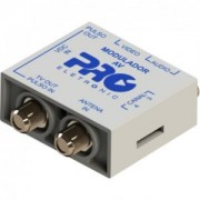 Mini Modulador Sinal CFTV CATV TV Audio Video Canal 3/4 PQMO-2240 Proeletronic