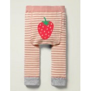 Mini Delfinrosa Strick-Leggings Baby Baby Boden, 104, Pink