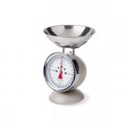 BRANDANI analogna kuhinjska vaga / 2 kg / siva