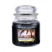 Yankee Candle Black Coconut vonná svíčka