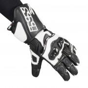 IXS Handschoenen IXS RX-300 Zwart-Wit - Zwart
