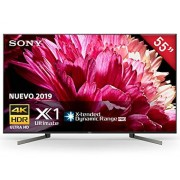 """Sony XBR-55X950G Pantalla 4K Ultra HD 55"""" Android TV Serie X950G"""