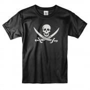 Pirateflag Barn T-shirt