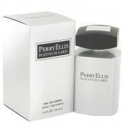 Perry Ellis Platinum Label by Perry Ellis Eau De Toilette Spray 3.4 oz