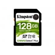 SD Kingston Canvas Select Plus 128GB SDXC (SDS2/128GB)
