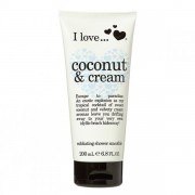 I Love Gel Dus Exfoliant Coconut&Cream 200 ml