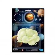 Childrens Room Decoration: Glow-In-The-Dark 3-D Solar System