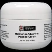 Melatonin Advanced Peptide Cream, 1 oz , 28 grams