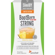 SlimJOY LIMITED EDITION! BootBurn STRONG ACTIVE 1000 Tropical