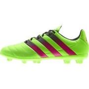 Adidas ACE 16.3 FG/AG Leather AF5162 Zelená 44