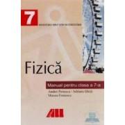 Manual fizica Clasa 7 - Andrei Petrescu Adriana Ghita Mircea Fronescu