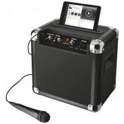 Trust 20369 Fiesta Go Speaker Wireless Bluetooth Potenza 40 Watt Colore Nero