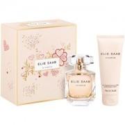 Elie Saab Perfumes femeninos Le Parfum Gift Set Eau de Parfum Spray 30 ml + Scented Body Lotion 75 ml 1 Stk.