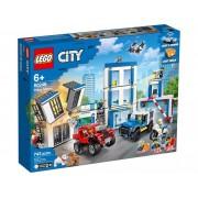 Lego Конструктор Lego City Полицейский участок 60246