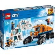 Set de constructie LEGO City Camion Arctic de Cercetare