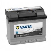 56Ah VARTA Black Dynamic C14 akkumulátor jobb+ (556 400 048)
