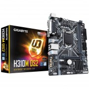 Motherboards Gigabyte 32 GB ATX DDR4 Intel GA-H310M-DS2