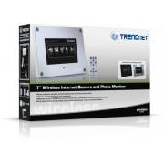 "Wireless Camera Monitor, TRENDnet TV-M7, SecurView 7"", Wireless"