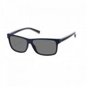 Polaroid Ochelari de soare barbati Polaroid PLD 2027/S M3L DARK BLUE