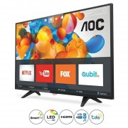 Tv Led 32 Aoc Le32s5970s Smart Hd Hdmi