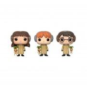 Harry Potter Hermione Ron Funko Pop Pelicula Con Mandragoras