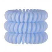 InvisiboBBle Power Hair Ring gumice za kosu 3 kom nijansa Something Blue