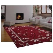 Retro' tappeto corsia ciniglia piazzato 65x250 cm.