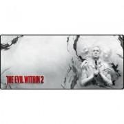 """Геймърски пад GAYA Entertainment The Evil Within """"Enter The Realm"""", Бял"""