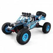 JJRC Q39 1:12 2.4G 4WD Camion de Corto Plazo RC Car - Azul