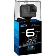 GoPro CHDHX-601-RW Hero 6 Sports and Action Camera (Black 12 MP)