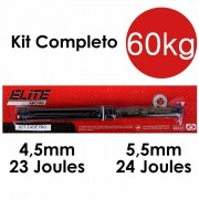Kit Pistão Mola Gas Ram 60kg Cbc Jade Pro - Elite Airguns