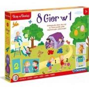 Set jocuri educative set 8in1