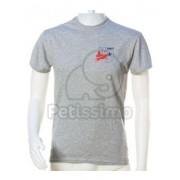 Julius-K9 UNIT Sport tricou, gri XXL (12TGR-US2-2XL)