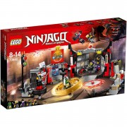 Lego The LEGO Ninjago Movie: S.O.G. Headquarters (70640)