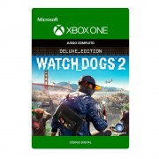 xbox one watch dogs 2 deluxe digital