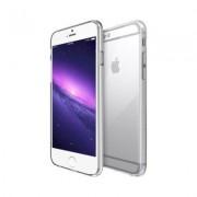 James Zhou iPhone 6/ 6S skal i genomskinligt gummi, 0,3 mm