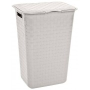 CURVER Nuance Waskoffer 48L Clay White