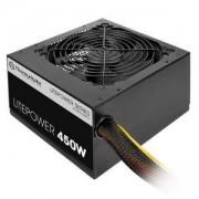 Захранващ блок Thermaltake Litepower GEN2 450W, ATX 12V 2.31, 120 мм вентолатор, LTP-0450P-2_VZ