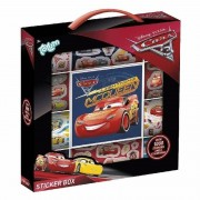 Disney Cars 3 auto stickervellen
