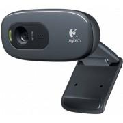 Logitech LGT-C270 V2 Webcam Usb 2.0 3 Mpixel 720p Zwart