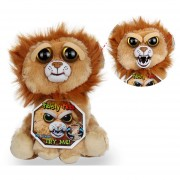 Peluche Con Cara Cambiable Feisty Pets E-Thinker FP007-León