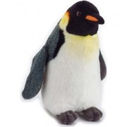 Jucarie de plus National Geographic Pinguin 24 cm Venturelli