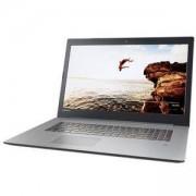 Лаптоп LENOVO 320-17ISK / 80XJ0018BM, Intel Core i3-6006U, 4GB, 1TB, 17.3 инча